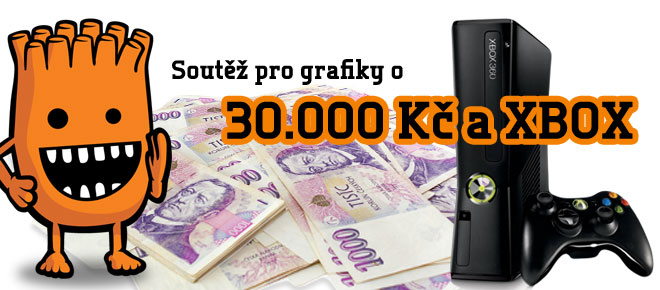 Sout pro grafiky o 30.000 K a Xbox