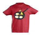 náhled - Kuře dětské tričko