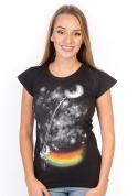 náhled - Unicorn Universe dámské tričko klasik