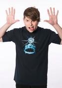 náhled - Mořský discoďas pánské tričko
