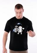 náhled - Kosmonaut pánské tričko