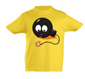 náhled - Bomba dětské tričko