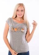 náhled - Mejdan v lese dámské tričko
