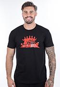 náhled - Punk's Not Dead pánské tričko