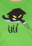 náhled - Čičina limetkové dámské tričko
