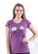 náhled - Puzzlíci dámské tričko