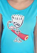 náhled - Svaly dámské tričko