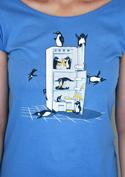 náhled - Pařba v lednici dámské tričko