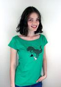 náhled - Stínohra dámské tričko