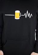 náhled - Beer Help pánská mikina
