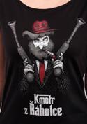 náhled - Kmotr dámské tričko