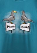 náhled - Zobáci pánské tričko