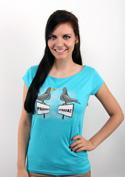 náhled - Zobáci dámské tričko