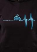 náhled - Coffee help dámská mikina