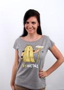 náhled - Metalista dámské tričko
