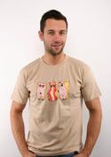 náhled - Opalovačka pánské tričko