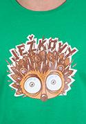 náhled - Ježkovy voči pánské tričko