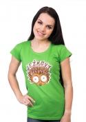 náhled - Ježkovy voči dámské tričko
