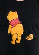 náhled - Ups černé pánské tričko