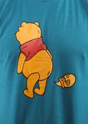 náhled - Ups modré pánské tričko