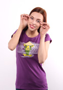 náhled - Dobí den dámské tričko