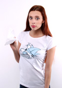 náhled - Origasmi dámské tričko