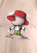 náhled - Na pískovišti pánské tričko