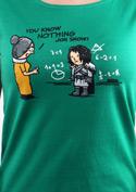 náhled - You Know Nothing dámské tričko