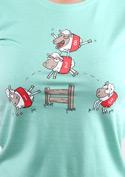 náhled - Počítání oveček dámské tričko