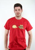 náhled - Želva s ježkem pánské tričko
