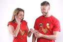 náhled - Novomanželé pánské tričko