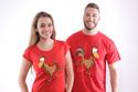 náhled - Novomanželé dámské tričko