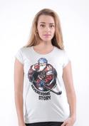 náhled - Jarda Forever šedé dámské tričko