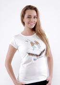 náhled - Polární expedice dámské tričko