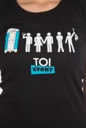 náhled - Toi Story dámské tričko