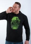náhled - Green Side pánská mikina