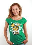 náhled - Piraní gang dámské tričko