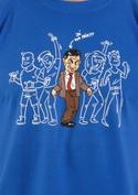 náhled - Já na párty pánské tričko
