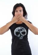 náhled - Smrtící úplněk dámské tričko klasik