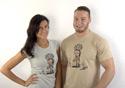 náhled - Indiánek dámské tričko