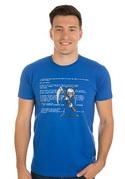 náhled - Modrá smrt pánské tričko
