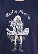 náhled - Merlin Monroe pánské tričko
