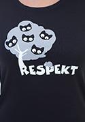 náhled - Respekt dámské tričko