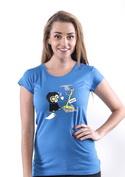 náhled - Smrtka dámské tričko