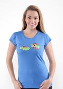 náhled - Žabka dámské tričko