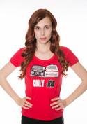náhled - Konkurence dámské tričko