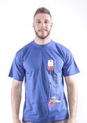 náhled - Komár pánské tričko
