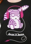 náhled - Drum'n'bass dámské tílko