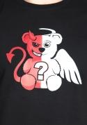 náhled - Anděl vs. ďábel pánské tričko