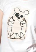 náhled - Da Vinci Teddy dámské tričko